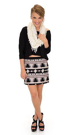 Electrify Skirt