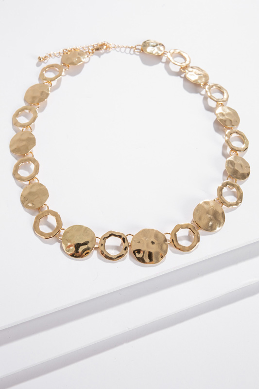Annie Gold Links Necklace