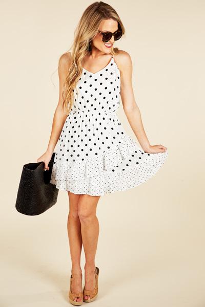 Do the Dot Sun Dress