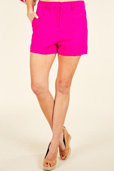 Polly Shorts, Magenta