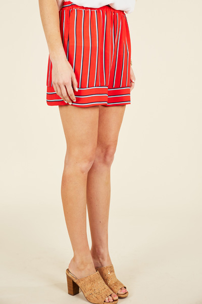 Summer Starter Shorts