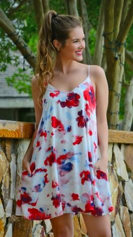 American Garden Dress