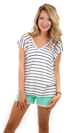 Just Chill Top, Navy