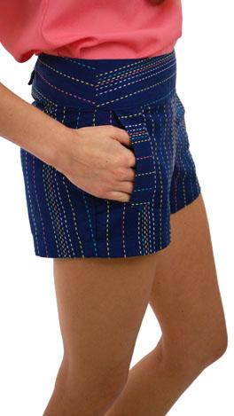 Morse Code Shorts