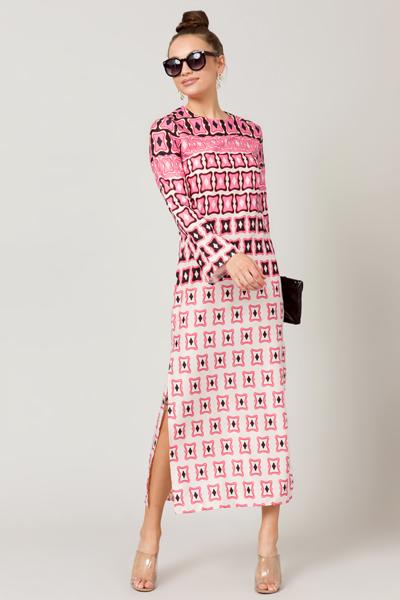 Mali Maxi, Pink