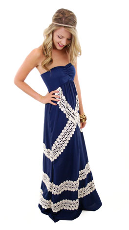 Judith March Deep Southern Maxi