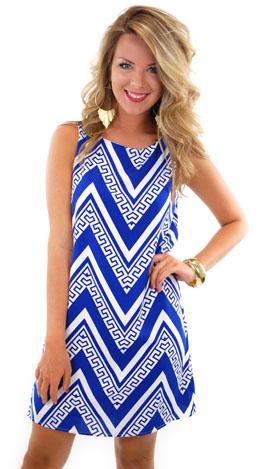 CHEVeryone's Dream Dress, Blue