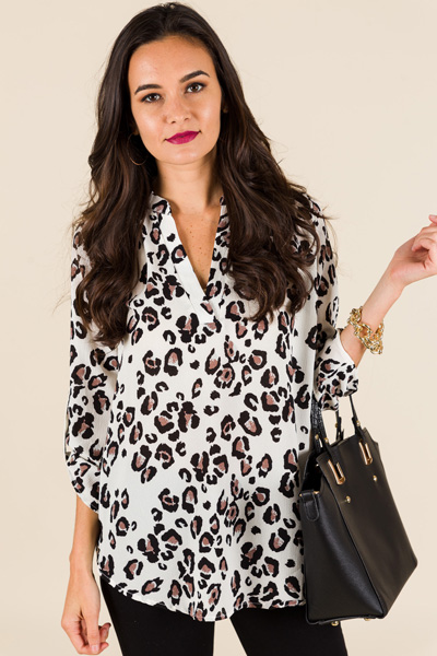 Animal Madness Blouse
