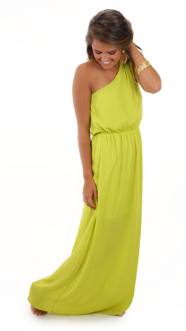 Jeannie Maxi, Chartreuse
