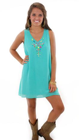 KARLIE Bit of Bling Dress
