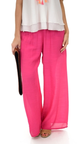 Beach Breeze Pants, Pink