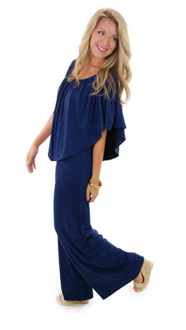 Jumpsuit For Joy, Navy