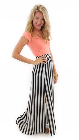 Victory Lane Skirt, Black