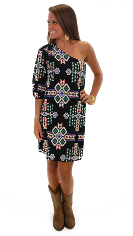Bermuda Triangle Dress