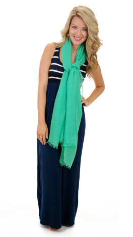 Top of the Line Maxi, Navy