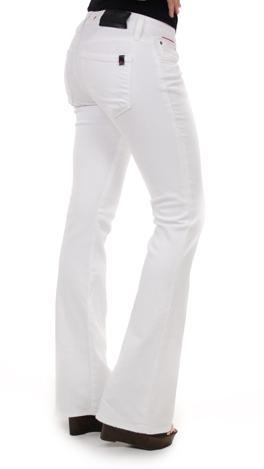 Diva Jean, White