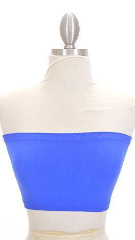 Bandeau, Royal Blue