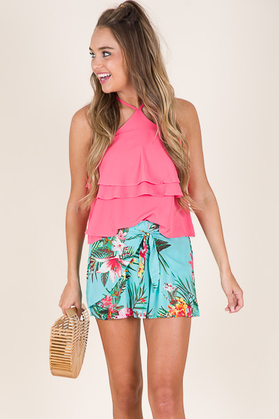 Hot Tropics Shorts
