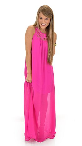 Nashville Maxi, Pink