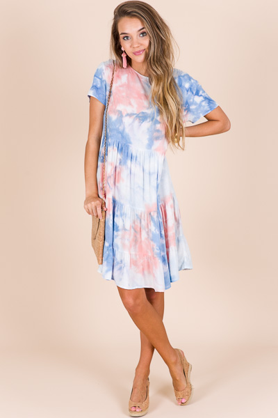 Cloud 9 Babydoll Dress