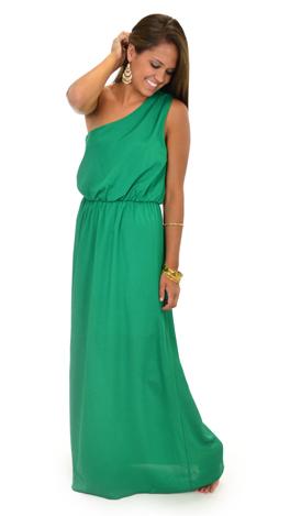 Jeannie Maxi, Green