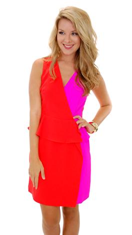 Cosmic Color Dress