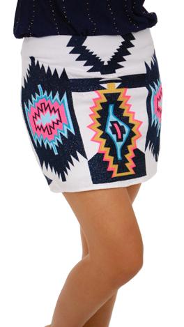Pow Wow Skirt