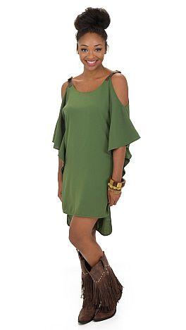 Saddle Club Dress