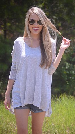 The Grey Divide Tunic