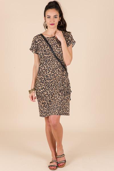 Big Cat Dress