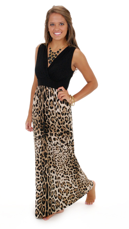 Don't Cheetah on Me Maxi