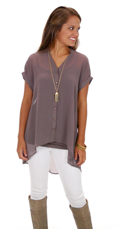 Sheer Obsession Top
