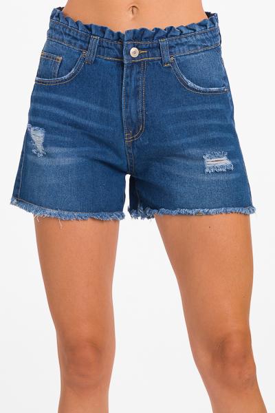 Remi Denim Shorts