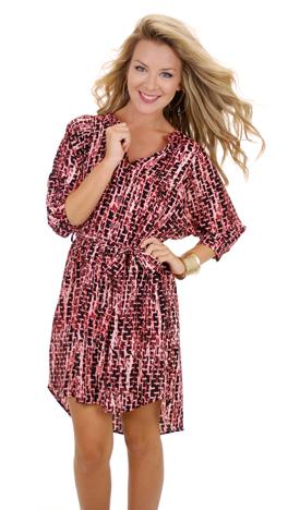 Holding Pattern Dress