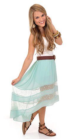 Ice Fairy Skirt