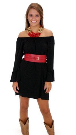 Marissa Dress, Black