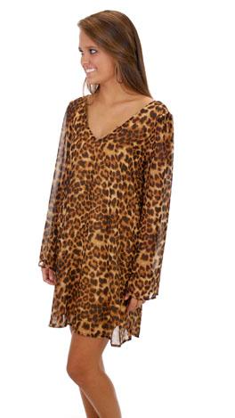 Berkley Leopard Shift
