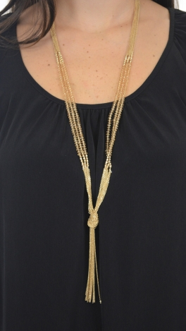 Twist and Shout Necklace