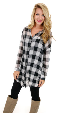 Southern State of Mind Tunic