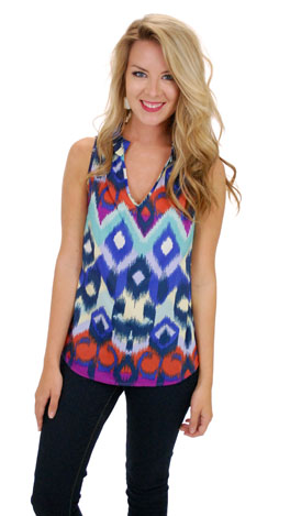 Jack and Diane Top, Multi