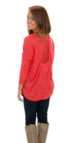Back to the Future Top, Coral