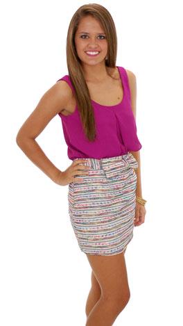 Tweed Me Skirt