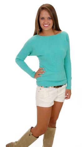 Soft is an Understatement Sweater, Blue