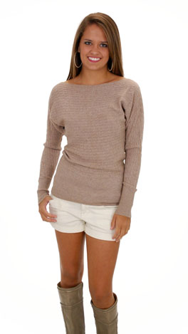 Soft is an Understatement Sweater, Natural