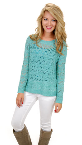 Coastal Living Sweater