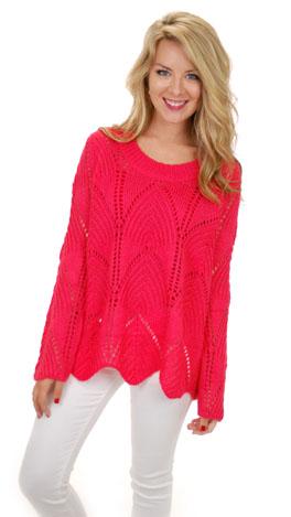 Cherry Trippin Sweater
