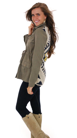Timber Ridge Jacket