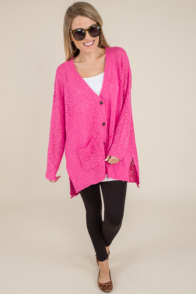 Mailee Pullover, Pink