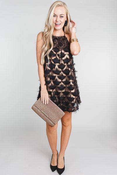 Fringe Benefits Dress