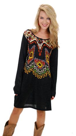 Amanda Tunic Dress